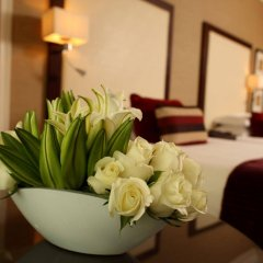 Отель Roda Al Bustan удобства в номере