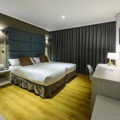 Hotel Pax Guadalajara комната для гостей