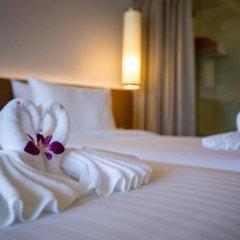 Отель Beyond Resort Karon 4* Стандартный номер с различными типами кроватей фото 4