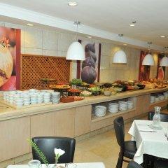 Jerusalem Gardens Hotel & Spa Израиль, Иерусалим - 8 отзывов об отеле, цены и фото номеров - забронировать отель Jerusalem Gardens Hotel & Spa онлайн питание фото 2