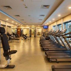 Отель Dedeman Bostanci фитнесс-зал