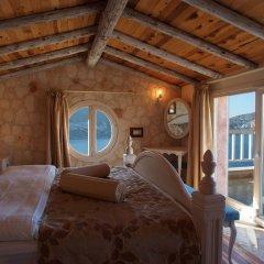 Likya Residence Hotel & Spa Boutique Class Калкан комната для гостей фото 5