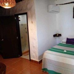 Beachfront Hotel La Palapa - Adults Only сейф в номере
