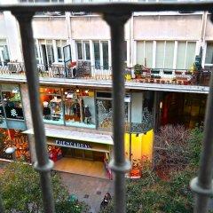 Отель Apartamentos Fuencarral 50 гостиничный бар