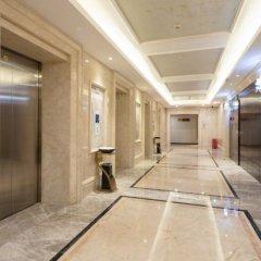 Отель Lushan Hotel Китай, Шэньчжэнь - отзывы, цены и фото номеров - забронировать отель Lushan Hotel онлайн интерьер отеля фото 3