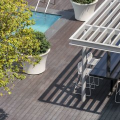 Отель Winsland Serviced Suites by Lanson Place балкон