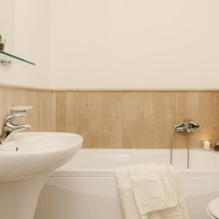 Отель Il Borgo Ritrovato - Albergo Diffuso Бернальда ванная