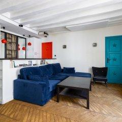 Отель Bauhaus Magic in the Marais Париж комната для гостей фото 2