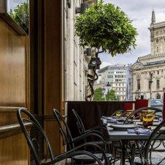 Отель Scribe Paris Opera by Sofitel балкон