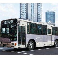 Отель Hyatt Regency Tokyo Токио городской автобус