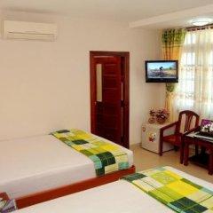 Отель Nang Bien Hotel Вьетнам, Нячанг - отзывы, цены и фото номеров - забронировать отель Nang Bien Hotel онлайн комната для гостей фото 3