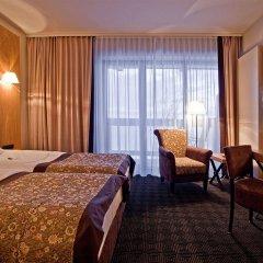 Отель Grand Nosalowy Dwor Закопане комната для гостей