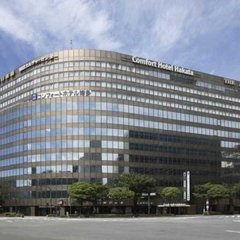 Отель Comfort Hakata Хаката