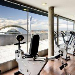 Отель Barceló Valencia фитнесс-зал фото 4