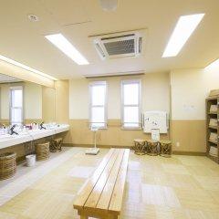 Отель Kyukamura Fuji Яманакако сауна