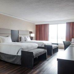 Отель Doubletree By Hilton Gatineau-Ottawa Гатино комната для гостей фото 2