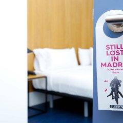 Отель SLEEP'N Atocha Испания, Мадрид - 2 отзыва об отеле, цены и фото номеров - забронировать отель SLEEP'N Atocha онлайн в номере фото 2