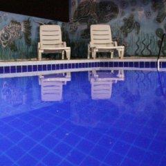Отель Mangueville бассейн