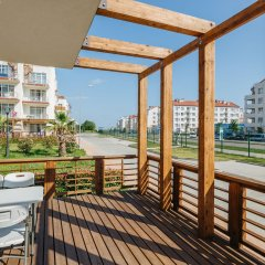 Апарт-отель Имеретинский Заповедный квартал балкон