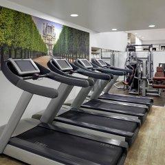 Отель The Westin Paris - Vendôme фитнесс-зал