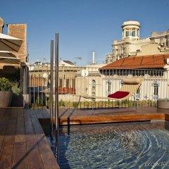 Mercer Hotel Barcelona балкон