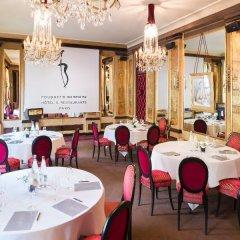 Отель Hôtel Barrière Le Fouquet's фото 4