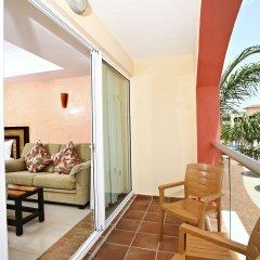 Отель Sandos Playacar Select Club - Только для взрослых, Все включено Плая-дель-Кармен балкон