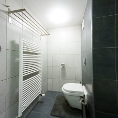 Апартаменты Ricci Apartments ванная