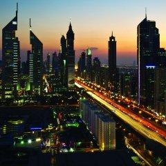 Апартаменты The Apartments Dubai World Trade Centre балкон