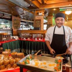 Отель Bangkok Residence гостиничный бар