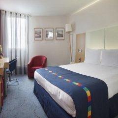 Отель Park Inn by Radisson Nice Airport Hotel Франция, Ницца - 1 отзыв об отеле, цены и фото номеров - забронировать отель Park Inn by Radisson Nice Airport Hotel онлайн комната для гостей фото 4
