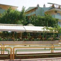 Отель Banana Apart пляж