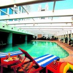 Отель ShenzhenAir International Hotel Китай, Шэньчжэнь - отзывы, цены и фото номеров - забронировать отель ShenzhenAir International Hotel онлайн бассейн фото 2