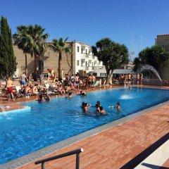 Pambos Napa Rocks Hotel - Adults Only бассейн фото 3