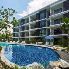 Отель The Title Phuket бассейн фото 3