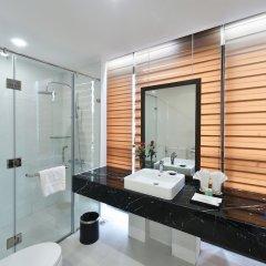Отель Garco Dragon Hotel 2 Вьетнам, Ханой - отзывы, цены и фото номеров - забронировать отель Garco Dragon Hotel 2 онлайн ванная фото 2