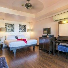 Отель Krabi Cha-da Resort удобства в номере фото 2