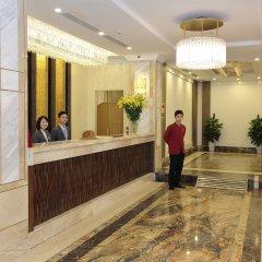 Sapa Legend Hotel & Spa интерьер отеля
