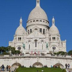 Отель Timhotel Montmartre Париж спортивное сооружение