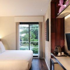 Отель Balmes Испания, Барселона - 10 отзывов об отеле, цены и фото номеров - забронировать отель Balmes онлайн комната для гостей фото 5