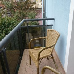 Отель Residence Costablu Римини балкон