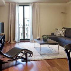 Отель Majestic Residence Испания, Барселона - 8 отзывов об отеле, цены и фото номеров - забронировать отель Majestic Residence онлайн комната для гостей фото 3