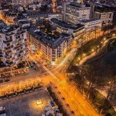 Отель Aloft Brussels Schuman Бельгия, Брюссель - 2 отзыва об отеле, цены и фото номеров - забронировать отель Aloft Brussels Schuman онлайн фото 2