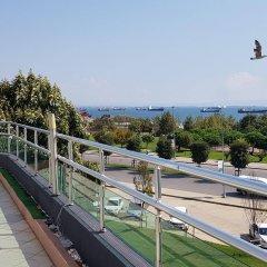 Kndf Marine Otel Турция, Стамбул - отзывы, цены и фото номеров - забронировать отель Kndf Marine Otel онлайн пляж