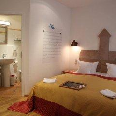 Отель Drei Raben Германия, Нюрнберг - отзывы, цены и фото номеров - забронировать отель Drei Raben онлайн комната для гостей фото 3