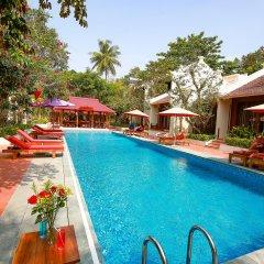 Отель Hoi An Phu Quoc Resort бассейн фото 2
