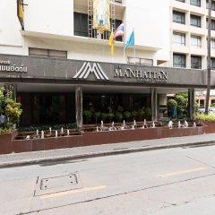 Manhattan Bangkok Hotel Бангкок фото 2