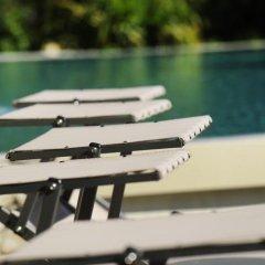 Отель Villa Tivoli Меран приотельная территория