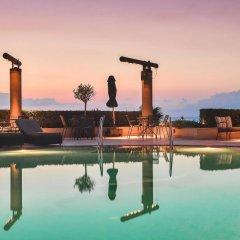 Отель Royal Hotel Греция, Ферми - 1 отзыв об отеле, цены и фото номеров - забронировать отель Royal Hotel онлайн фитнесс-зал фото 2