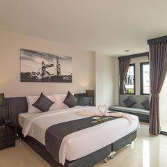 Отель The Rich Resort комната для гостей
